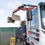 Grab Lorry Yorkshire